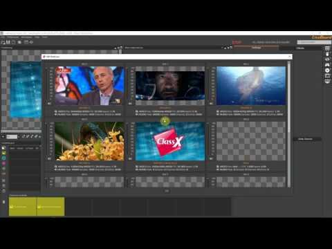 LiveBoard Tutorial : NDI integration