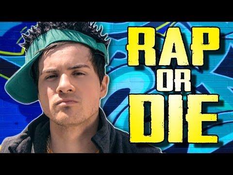 NAME RAP OR DIE