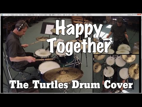 The Turtles - Happy Together Drum Cover