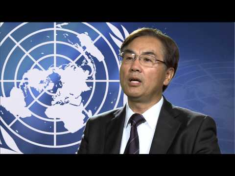World Investment Forum 2014: Interview with Mr Zhan of UNCTAD
