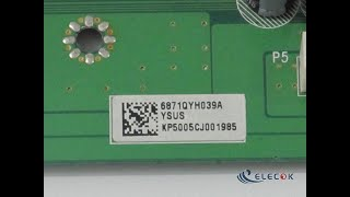 LG PDP 50X3 YSUS BOARD 6871QYH…
