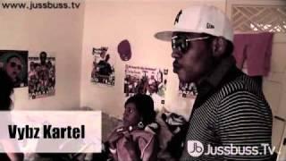 Beyond The Scenes: Vybz Kartel ft. Sheba - You An Him Deh/Jump inna Di Benz