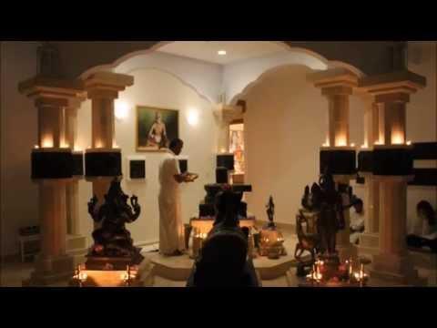 Karthigai Deepam - SAT Temple, Dec 5, 2014