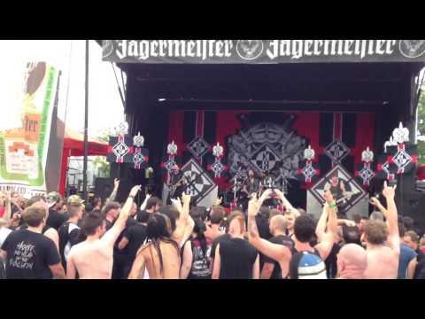 Machine Head - Halo - Live at Toronto Mayhem Festival, July 10 2013