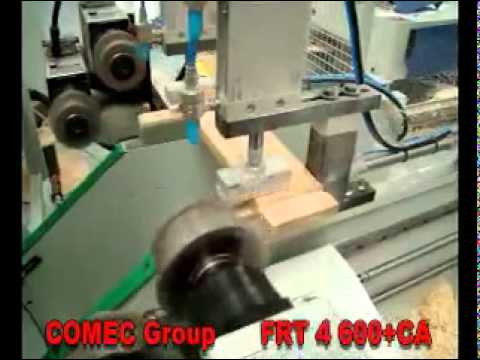 Comec FRT 1+1 - JJ Smith Woodworking Machinery