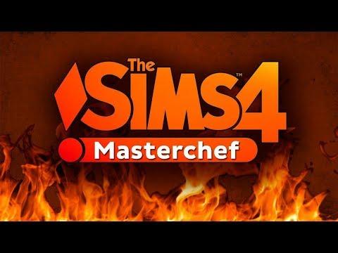 The Sims 4 MasterChef #1 - Wprowadzenie thumbnail