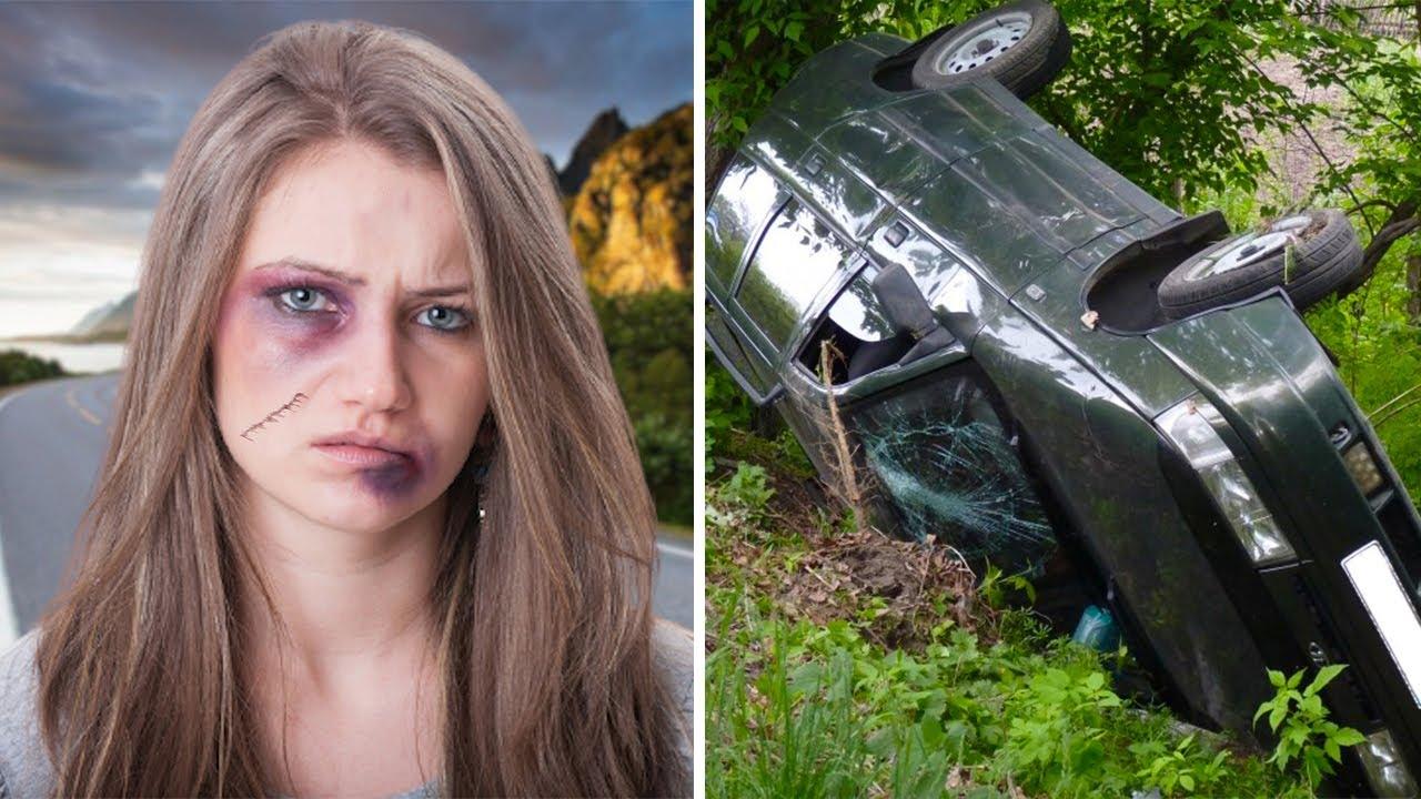 Израненная женщина на дороге просила помощи у семейной пары. Вот что  произошло на потом... - YouTube