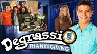 Degrassi's Top 3 Most Memorable Thanksgiving Moments