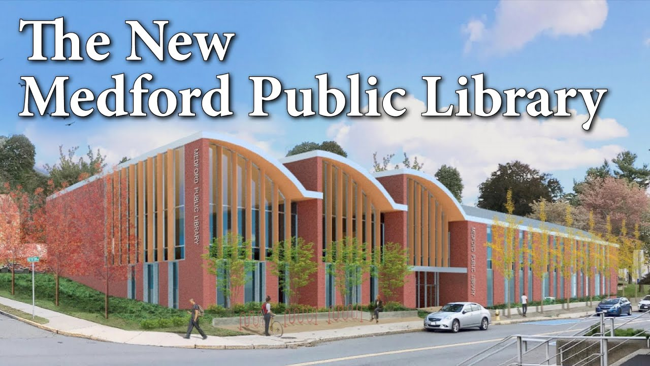The New Medford Public Library