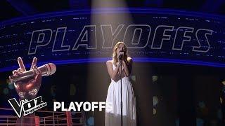 "Playoff #TeamTini: IsabelAladro canta ""Nos veremos otra ve..."