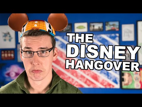 SURVIVING THE DISNEY HANGOVER