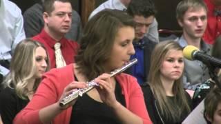 Музыкальное исполнение, флейта (София Чайка)