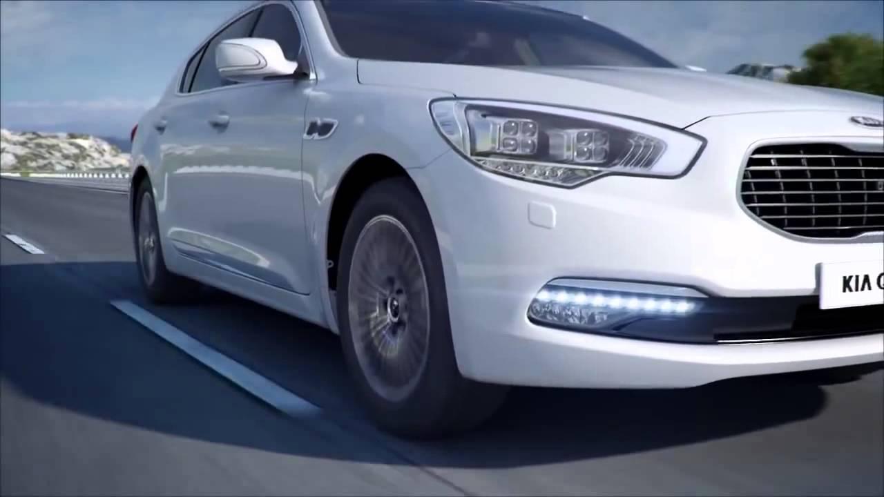 2015 Kia Quoris Experience New Luxury Driving