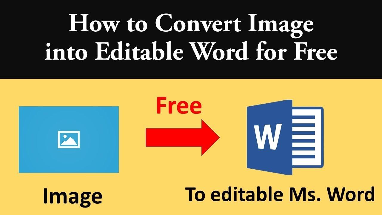 change word to jpg online free