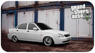 LADA VAZ 2170 PRİORA MODU - GTA 5