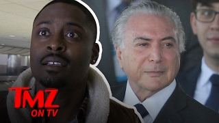 Ghost Brothers' Are Willing To Help The President Of Brazil…Under One Condition | TMZ TV