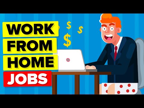 Work From Home Jobs You Can Get Right Now