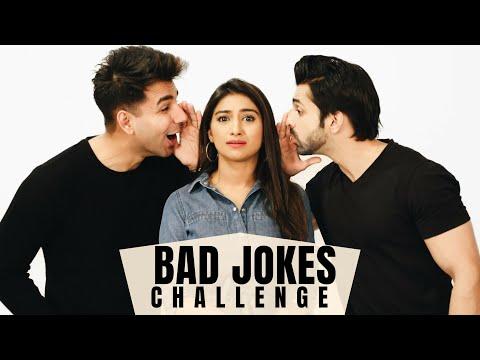 BAD JOKES Challenge | Rimorav Vlogs