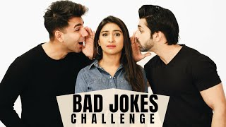 BAD JOKES Challenge | Rimorav Vlogs
