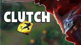 CLUTCH FLASH !! | Funny LoL Series #36 (ft.Jensen, Imaqtpie, Bjergsen, Aphromoo...)