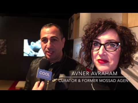 Cool Cleveland - Exclusive Interview With Israeli Spy on Operation Finale