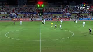 Resumen de CF Reus vs Nàstic (1-1)
