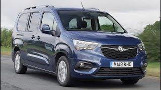 2019 Vauxhall Combo Life XL - Practical Family Van