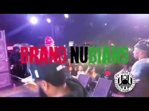 BRAND NUBIAN LIVE ON STAGE