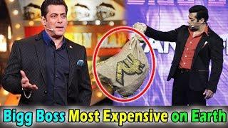 Bigg Boss Most Expensive Reality Game Show । बिग बॉस सबसे महँगा टीवी रियलिटी शो