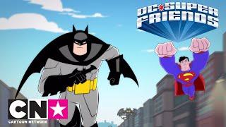 Batman vs Superman | Süper Arkadaş | Cartoon Network