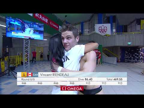 Fina Diving M 10m Round 5 and 6