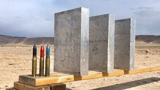 20mm vs Aluminium Blocks