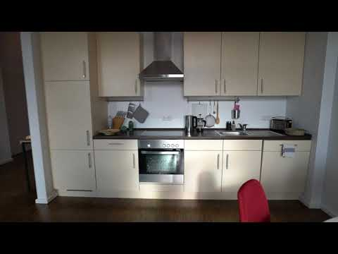Spacious Loft with Terrace for Rent in Berlin, fully furnished