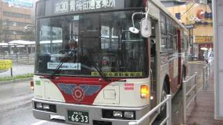 関東バス 荻40・西荻窪三丁目~西荻窪駅 C2002(青梅街道営業所/U-MP218K)