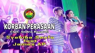 Download lagu Korban Perasaan - Syahiba Saufa Feat James AP (Official Music Video)