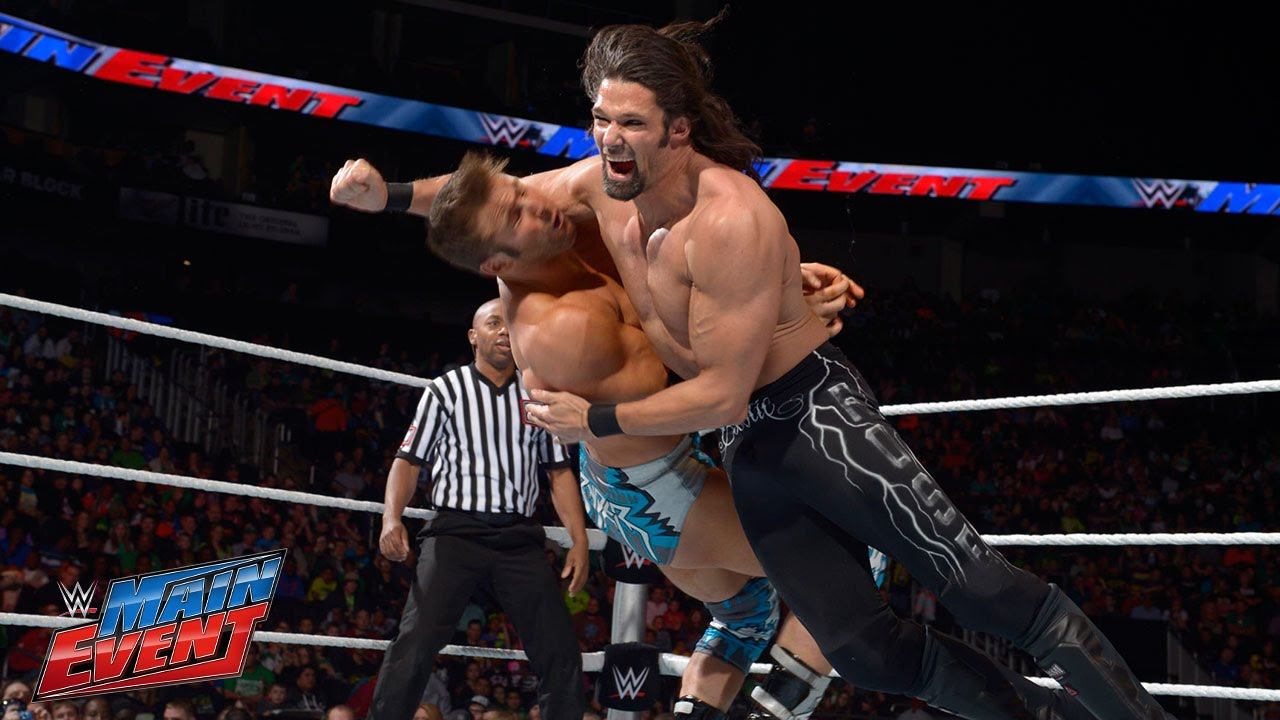 Adam Rose vs  Zack Ryder: WWE Main Event, March 21, 2015