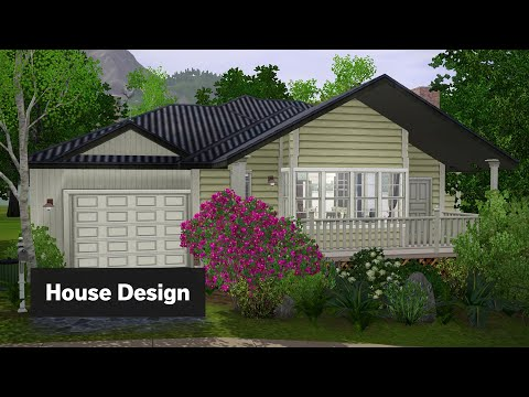 Yellow Ranch | The Sims 3 House Building