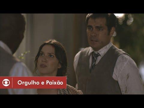 Orgulho e Paixão: capítulo 4 da novela, sexta, 23 de março, na Globo