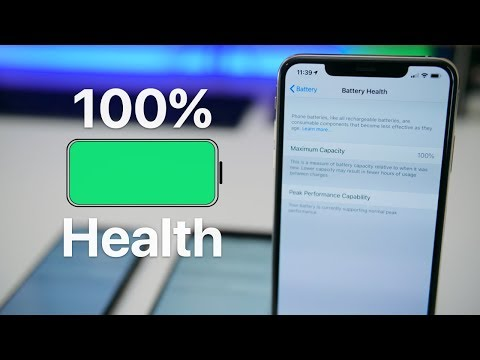100 Percent IPhone Battery Health - How I Do It