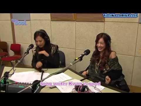 [ENG] SNSD Yuri Song Writing Talent @ KimBumSoo Radio