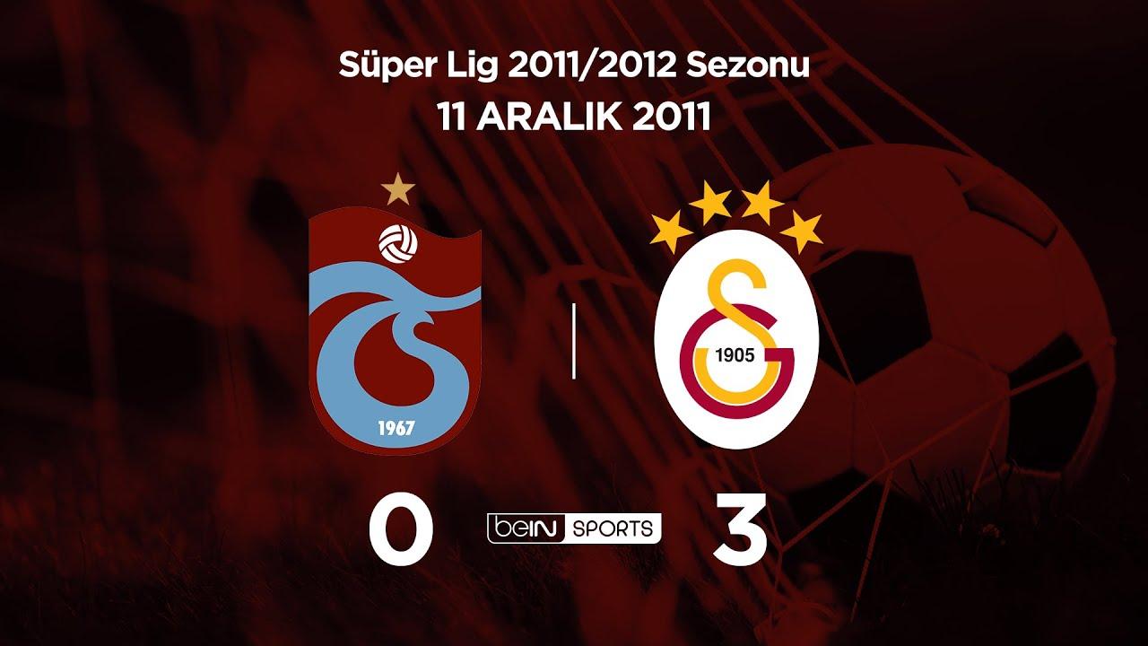 11.12.2011 | Trabzonspor-Galatasaray | 0-3
