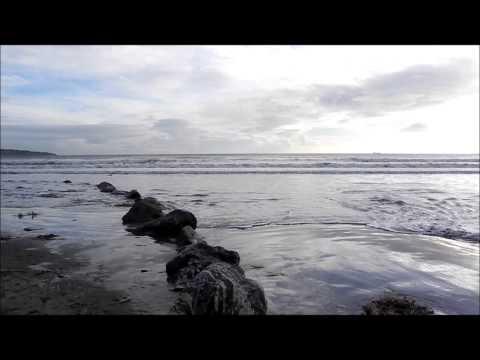 High Tide on Bull Island (Dollymount Strand)(Dollymount Beach) Dublin