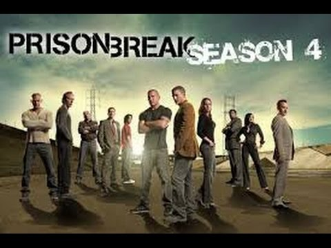 Prison Break 4 Temporada Completa - YouTube