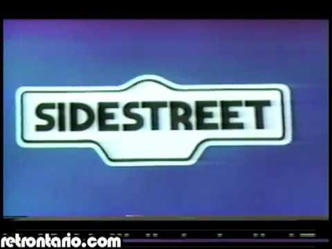 CBC Sidestreet intro 1977