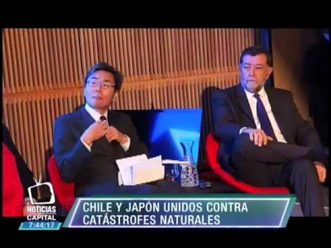 Chile y Japón capacitarán a profesionales de América Latina para enfrentar desastres
