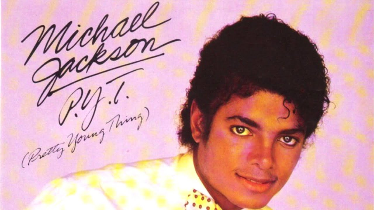 Michael Jackson PYT Pretty Young Thing