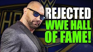 These Wrestlers Thought The WWE Hall of Fame Was A Total SHAM & REJECTED an Induction