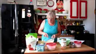 Gluten-free Blueberry Muffins...