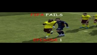 FIFA 13 PC GAMEPLAY SHOULD NOT CONTAIN THIS !!FIFA12  FAILS EP-1