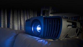 Review Benq W11000 máy chiếu 4k gia đình